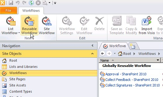 Package and deploy a sharepoint designer workflow stuart for Sharepoint workflow templates download