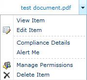 Edit Control Block