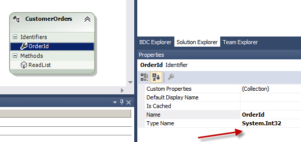 Rename Identifier and Set Type